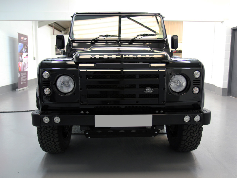 Land Rover Defender 110 Utility 4 Door Utility Wagon