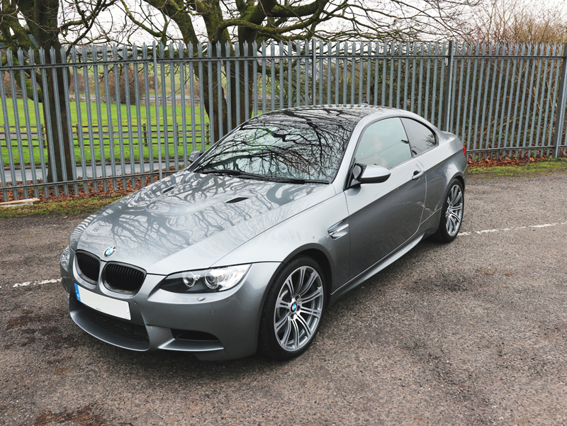 2011 BMW 3 Series M3 - 2-Stage Gloss Enhancement Treatment