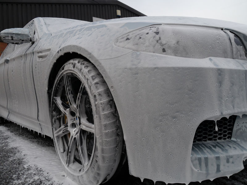Ultimate Snow Foam, non-contact pre-wash cleaner