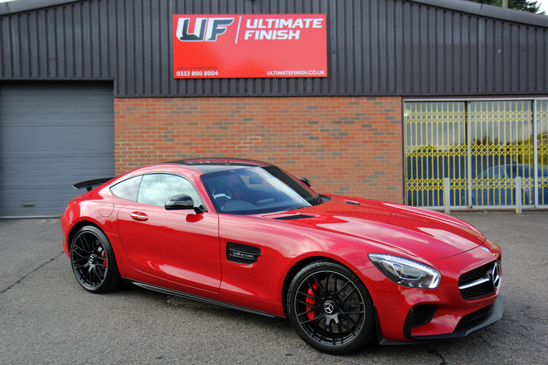 Mercedes-Benz AMG GTS Edition 1 - Gloss Enhancement Treatment
