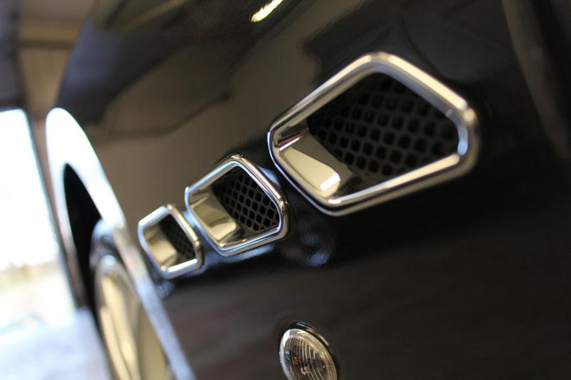 Maserati GranCabrio - Swissvax Crystal Rock State Of The Art Car Wax