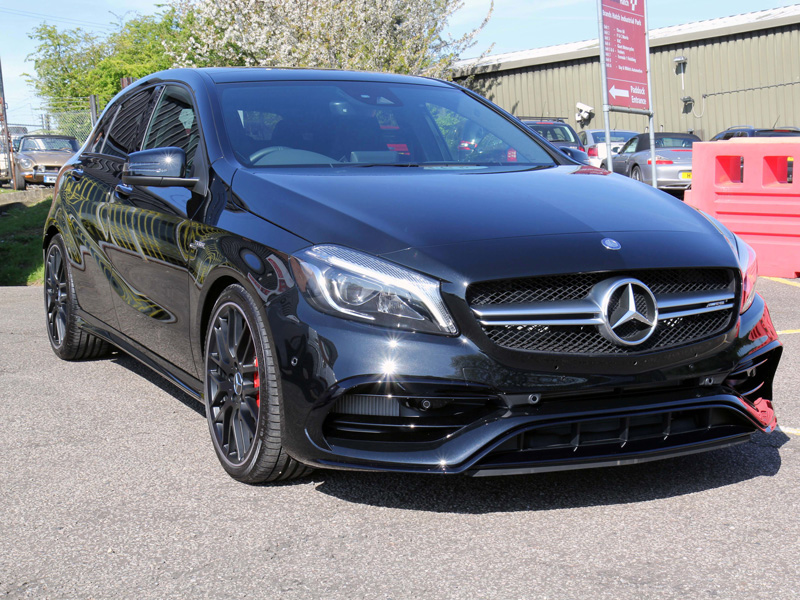 Mercedes-AMG A45 - New Car Protection Treatment
