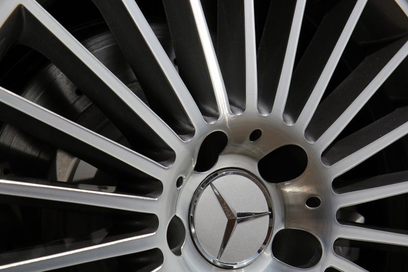 Mercedes-Benz SL55 AMG Paintwork Correction