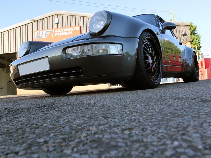 1990 Porsche 911 964 3.3 Turbo - Meguiar's Detail