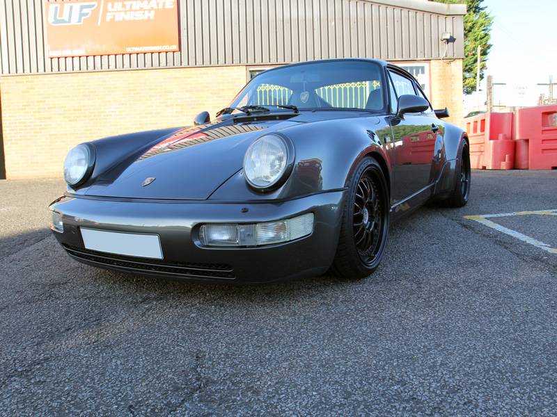 1990 Porsche 911 964 3.3 Turbo - Meguiar's Detail