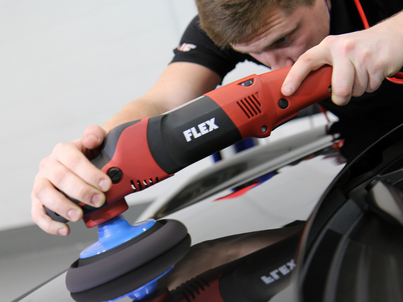 Machine Polishing & Machine Polishers - What's It All About?
