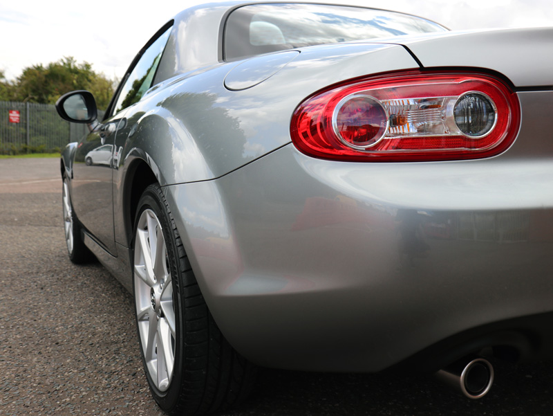 2013 Mazda MX-5 2L Sport Tech - Gloss Enhancement Treatment