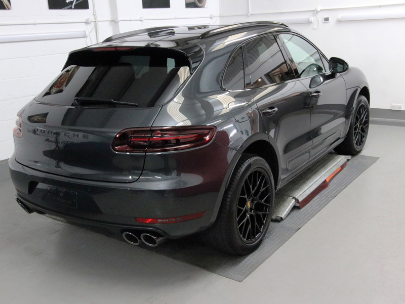 2017 Porsche Macan GTS - New Car Protection Treatment