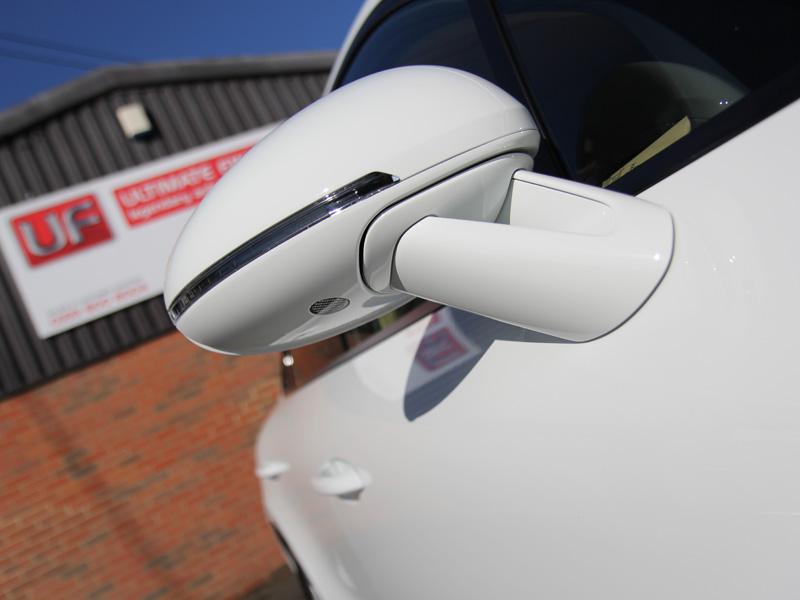 Porsche Macan S New Car Protection