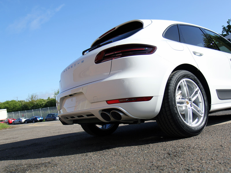 Porsche Macan S New Car Protection
