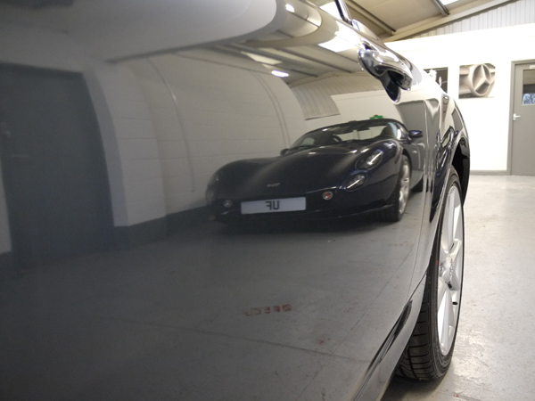 Madza MX5 New Car Protection Treatment completed at the Ultimate Detailing Studio