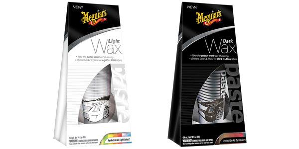 Meguiar's Introduce all-new Light And Dark Waxes