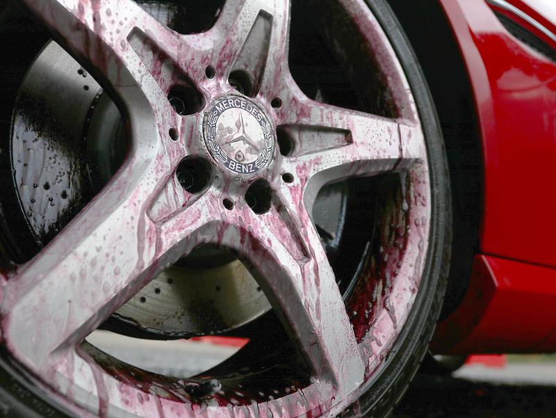 2012 Mercedes-Benz SLK (R172) - Gloss Enhancement Treatment