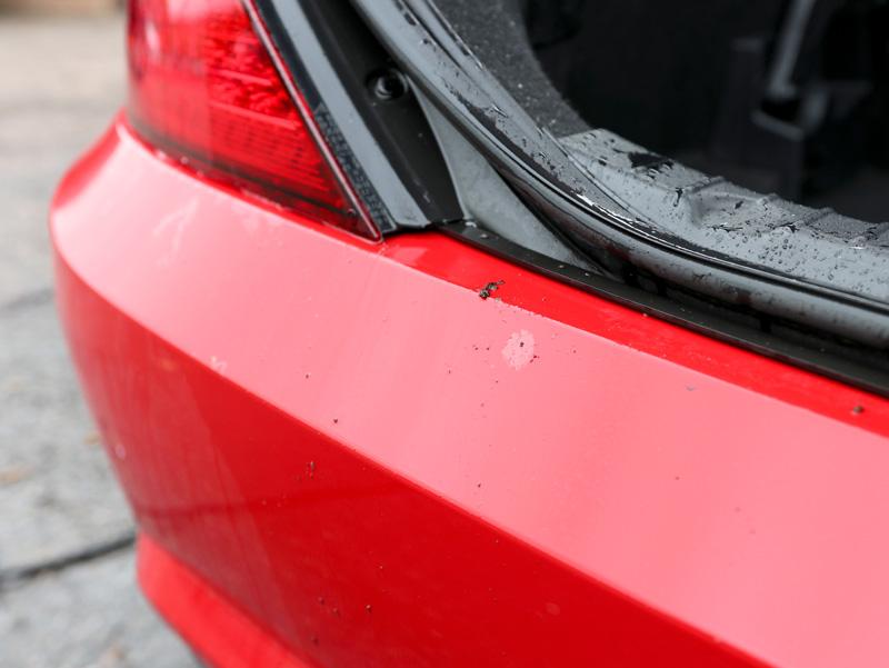 2012 Mercedes-Benz SLK 200 (R172) - Gloss Enhancement Treatment