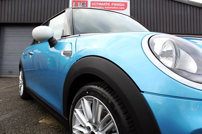 Mini Cooper New Car Protection Treatment with Gtechniq Crystal Serum