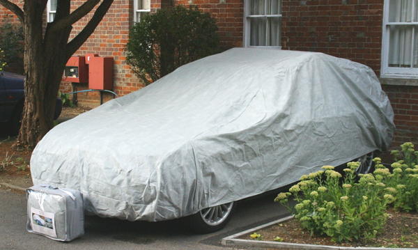 Moltex Car Covers - The Choice of FAST Car Magazine