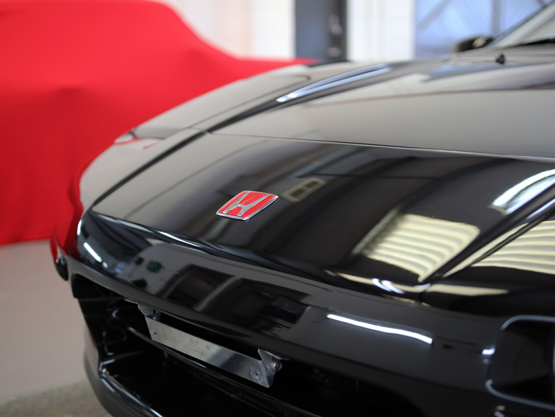 1991 Honda NSX - Paint Correction Treatment