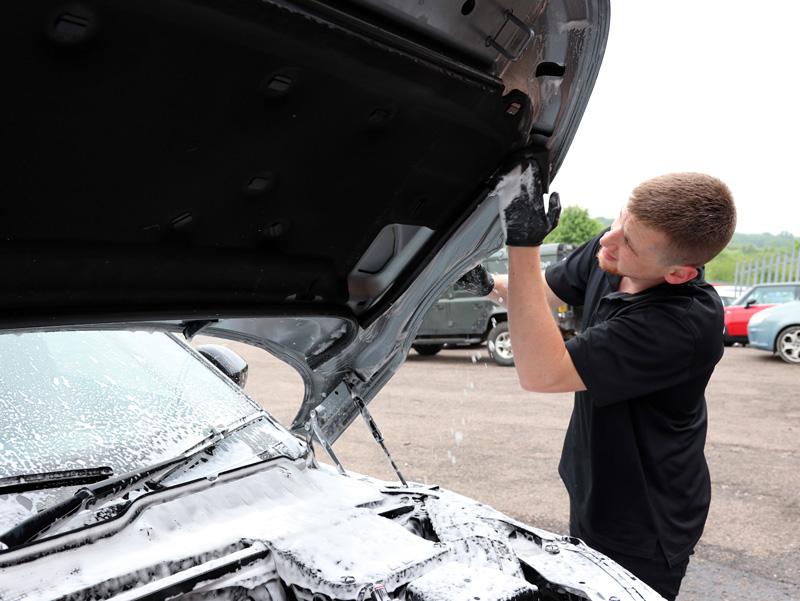 Overfinch Range Rover - Gloss Enhancement Treatment