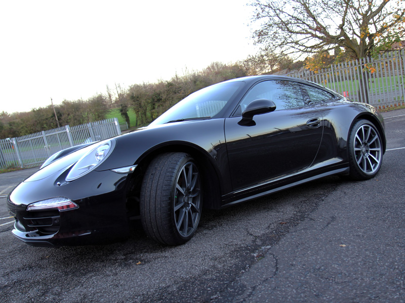 Porsche 911 991 C4S Full Paint Correction
