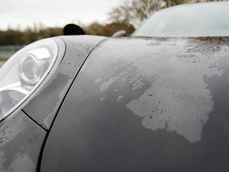 Porsche 911 991 C4S Full Paint Correction