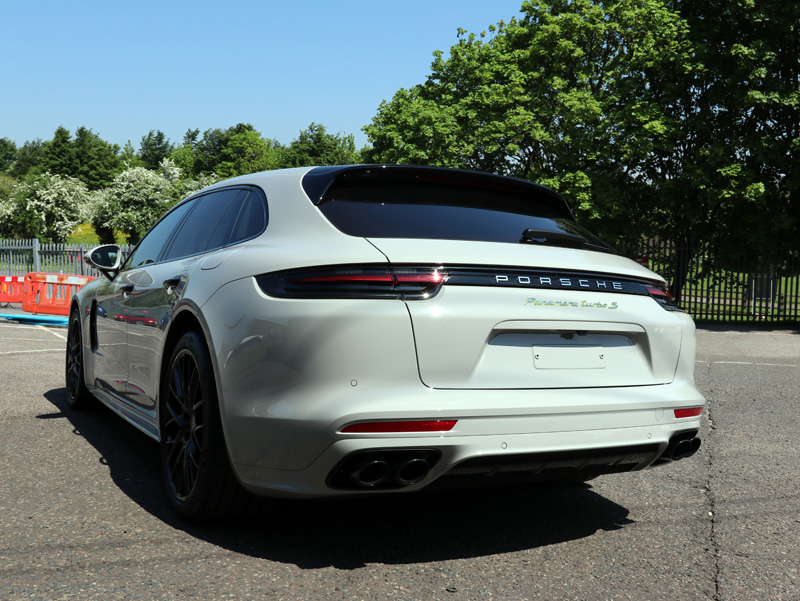 2018 Porsche Panamera Turbo S e-Hybrid - Gloss Enhancement Treatment