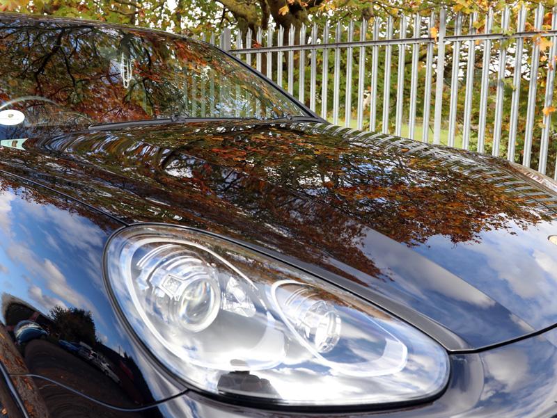 2016 Porsche Cayenne - Gloss Enhancement Treatment