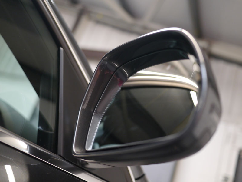 New Car Protection - Audi Q3 TFI Quattro protected with Nanolex.