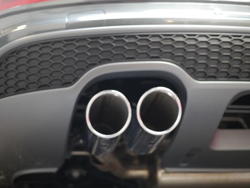 Audi Q3 TDi Quattro at Ultimate Detailing Studio