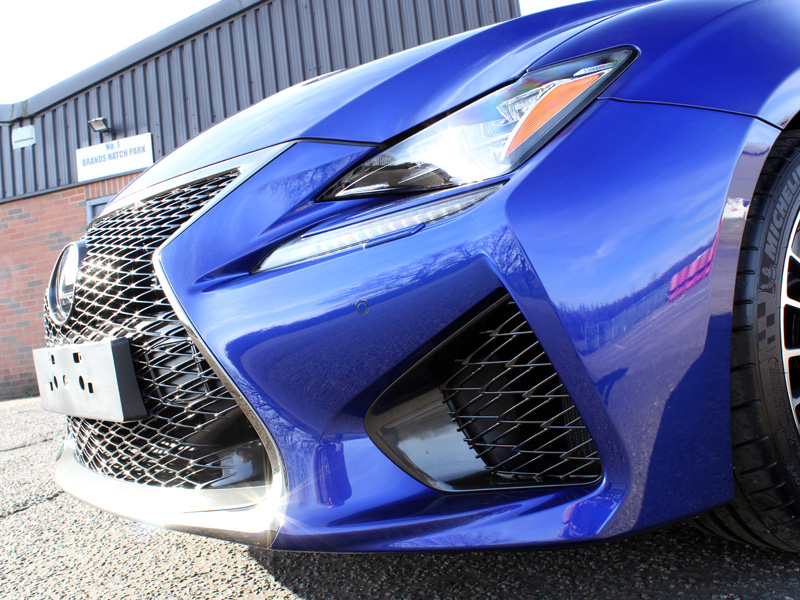 Lexus RC F New Car Protection