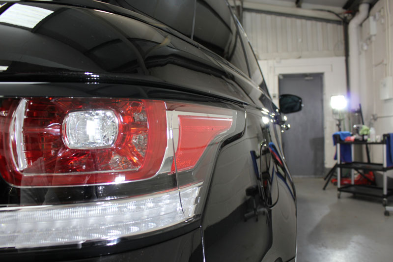 2014 Range Rover Sport Autobiography - New Car Protection Treatment with POLISHANGEL® VIKING SHIELD
