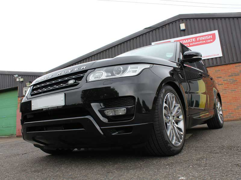 2014 Range Rover Sport Autobiography - New Car Protection Treatment