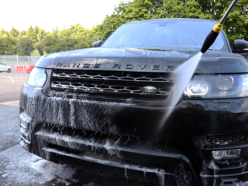2016 Range Rover Sport 3.0 SDV6 Autobiography - Gloss Enhancement Treatment