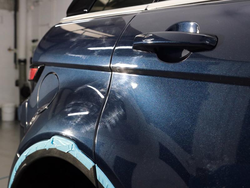Range Rover Evoque SD4 Prestige - Gloss Enhancement Treatment