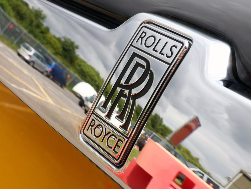 Rolls Royce Ghost - Gloss Enhancement Treatment