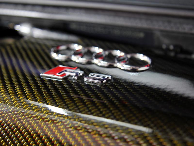 Audi RS4 Mugello Blue - Gloss Enhancement Treatment