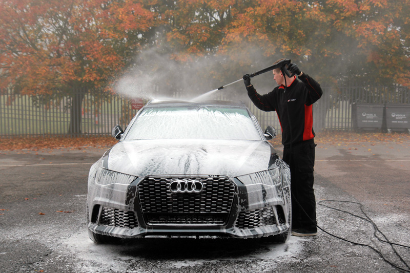 Audi RS6 Avant TFSi Quattro - New Car Protection Treatment
