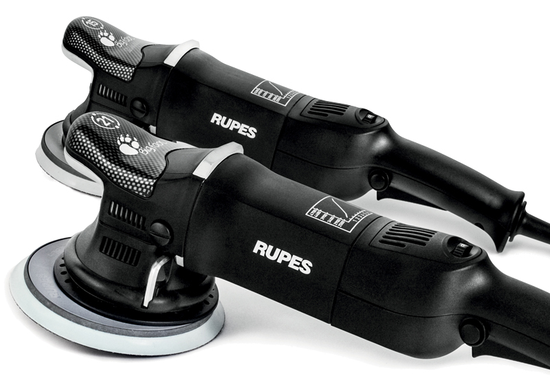 RUPES Announce Two New BigFoot Polishing Systems