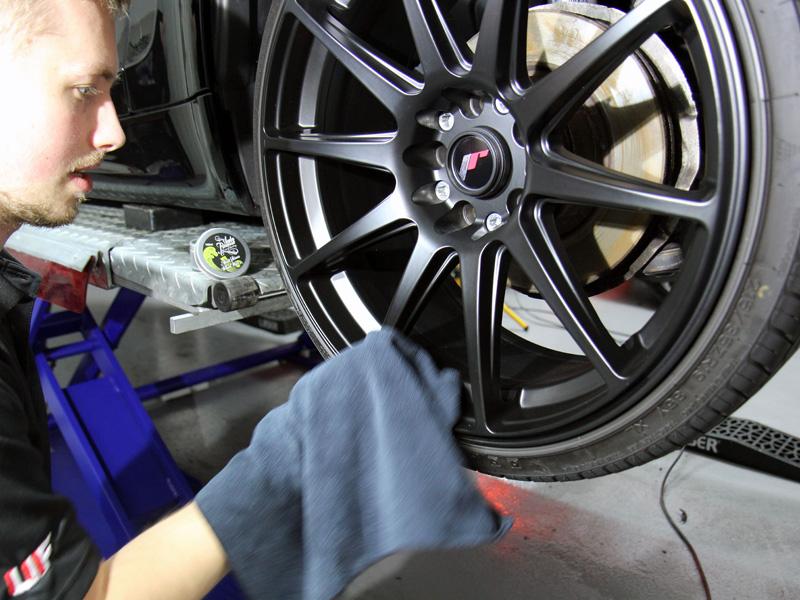 BMW 1 Series prepared on behalf of Slammed UK