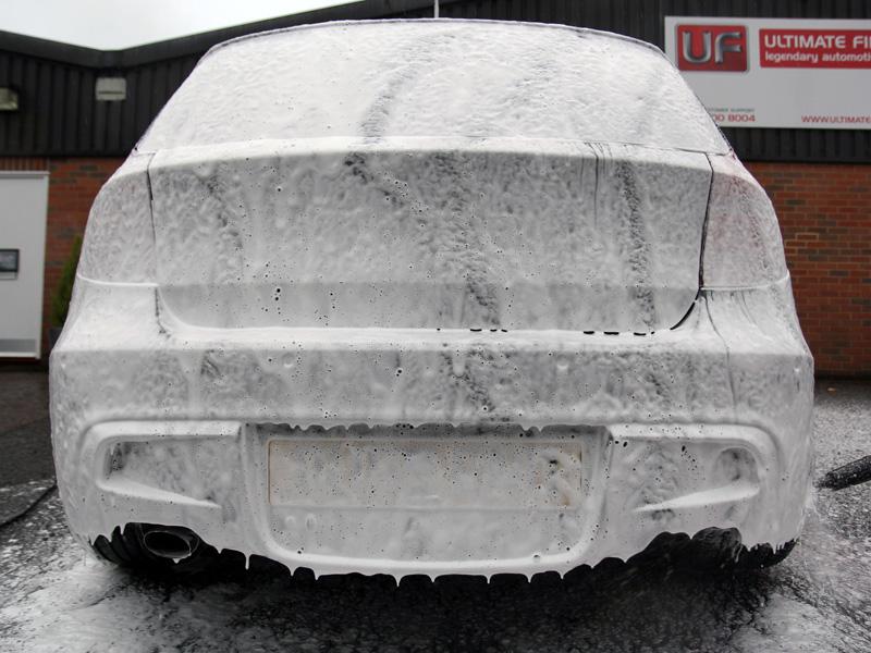 BMW 1 Series prepared on behalf of SlammedUK