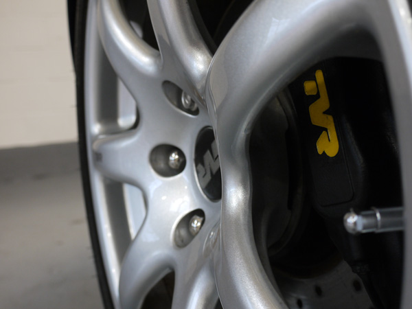 TVR Tuscan 2S Alloy Wheels Treated With 22PLE VM1 Signature Rim & Metal Coat