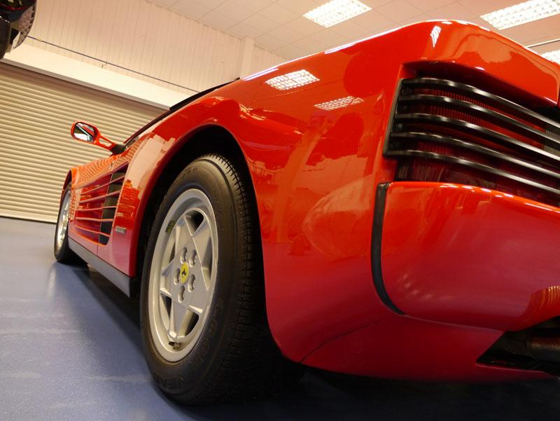 Swissvax Scuderia Wax - For All Italian Paints