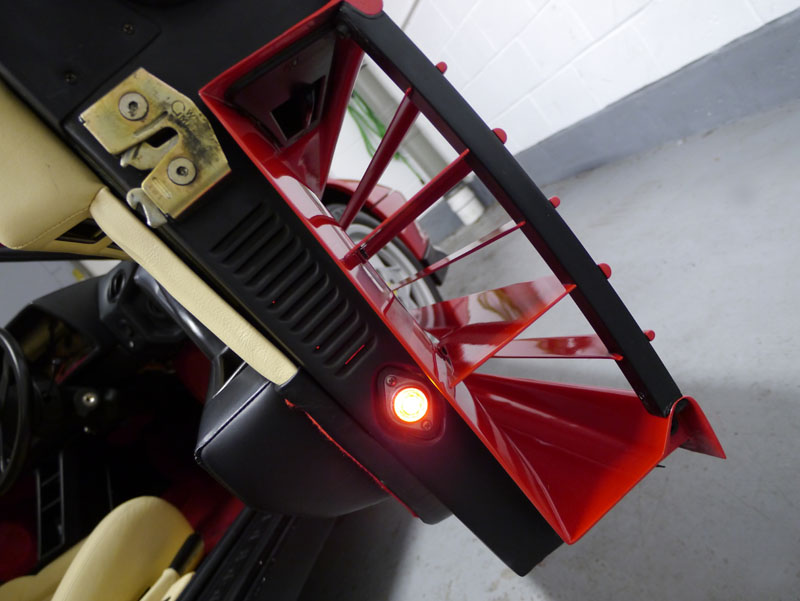 Ferrari Testarossa - Meguiar's All Purpose Cleaner