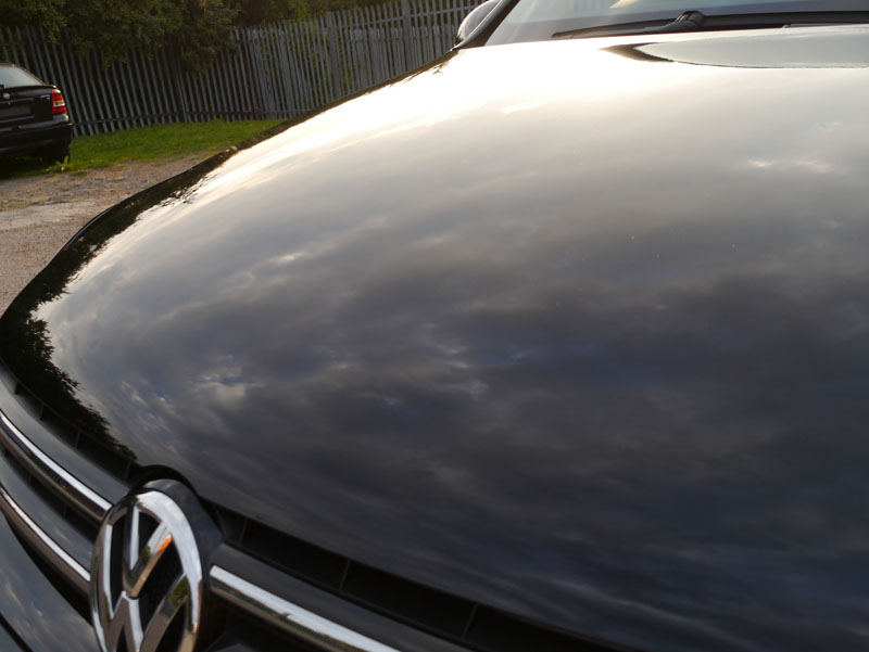 Paintwork Gloss Enhanced at Ultimate Detailing Studio