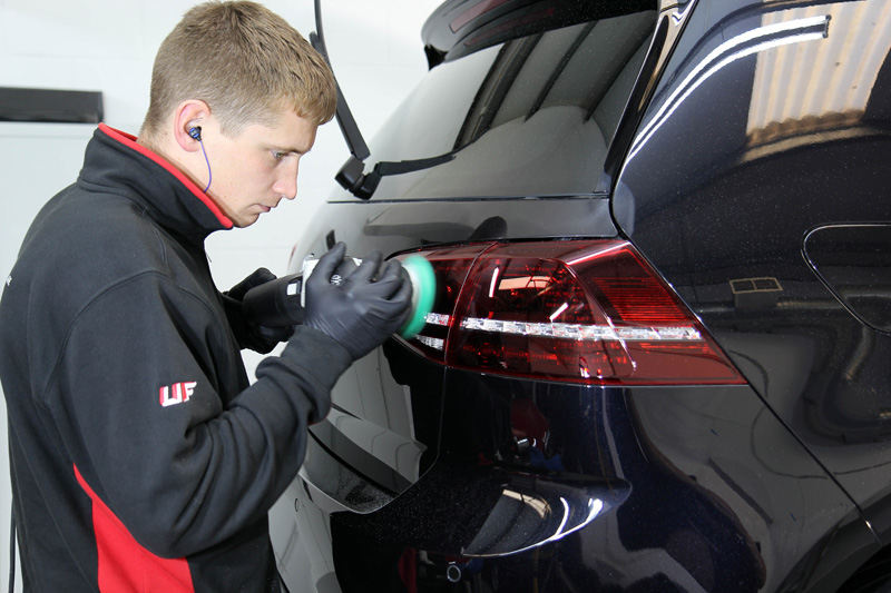 2016 VW Golf R - Gloss Enhancement Treatment
