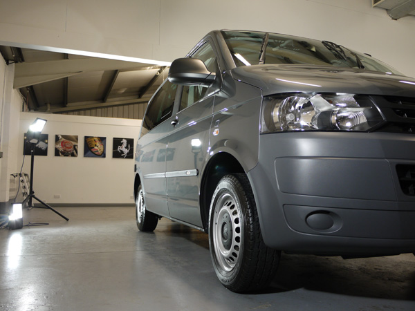 Ultimate Detailing Studio - Not Just For Supercars - VW T5 Bilbo Conversion Camper