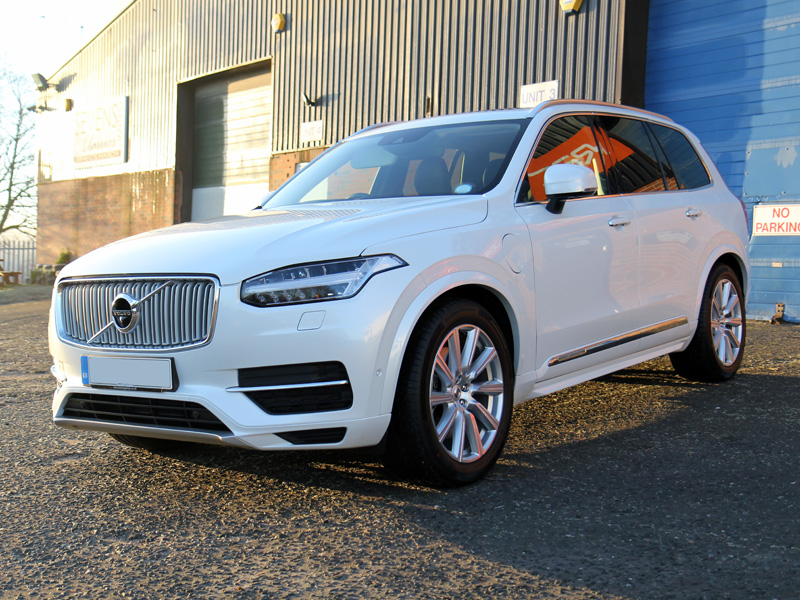 Volvo XC90 T8 Inscription - New Car Protection Packaging