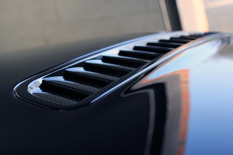 Aston Martin Vantage Carbon Black Edition Gloss Enhancement Treatment