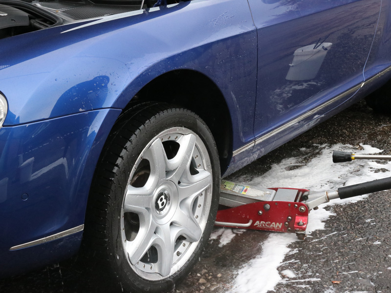 Tips For Washing Your Car In Winter
