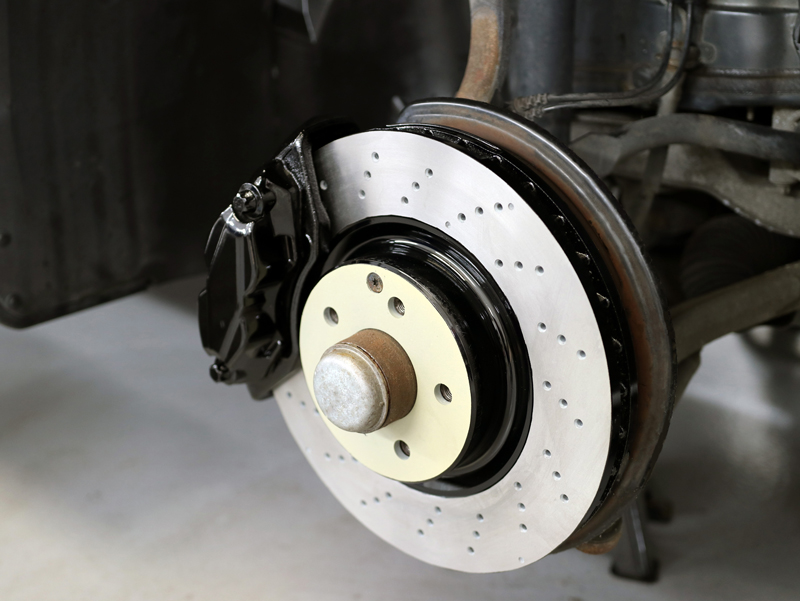 Brakes & Calipers - The Forgotten Components of Cosmetic Restoration