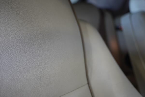 60th Anniversary Jaguar XJS Celebration Edition with embossed leather interior